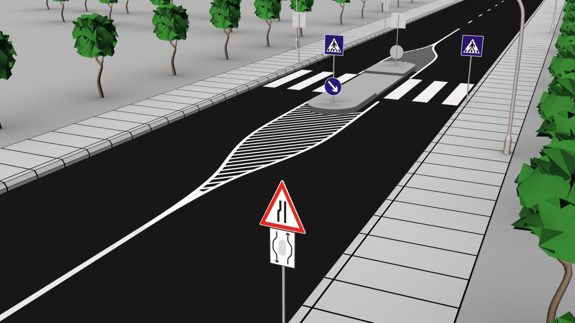 Forgalomtechnika mindenkinek a biztonságos közlekedésért